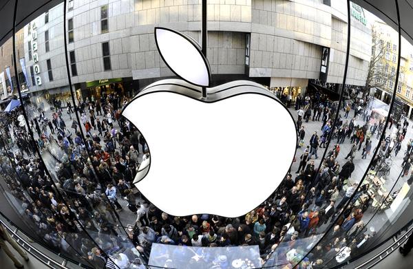 Стоимость акции Apple достигла двухгодичного максимума