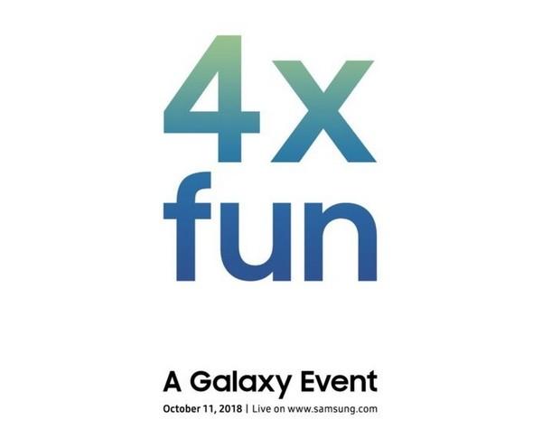 11 октября Samsung представит смартфон Galaxy с необычной камерой
