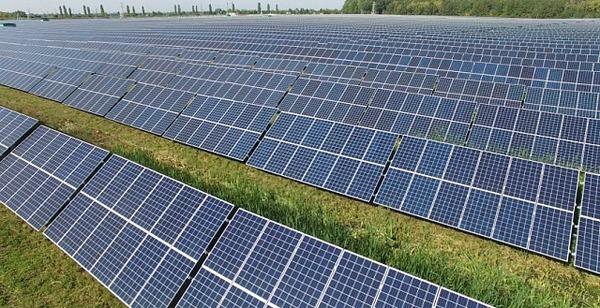 На Закарпатье строится крупнейшая солнечная электростанция Западной Украины