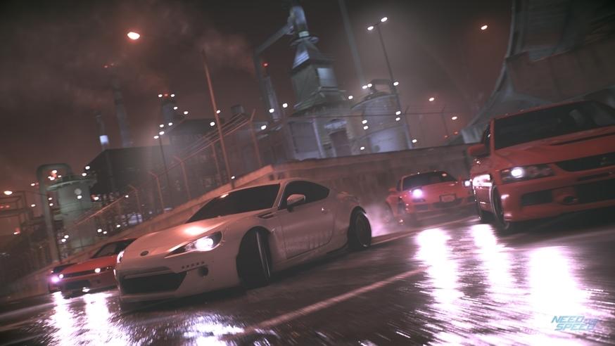Новый Need for Speed выйдет на ПК в марте