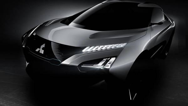 Каким будет электрокроссовер Mitsubishi e-Evolution