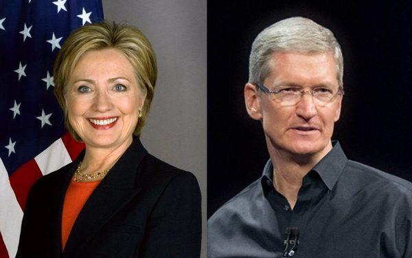 Глава Apple может стать вице-президентом США