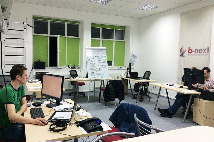 Немецкая ІТ-компания b-next открывает офис во Львове