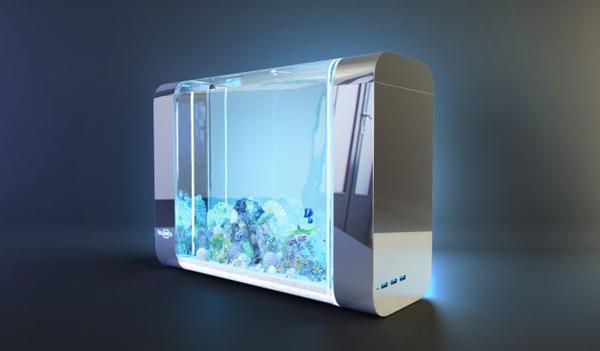 Разработан первый в мире смарт-аквариум