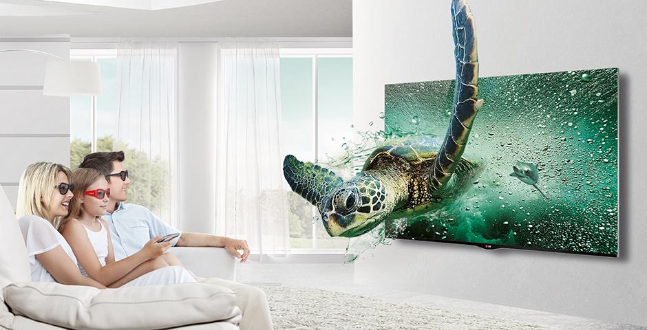 Технологию 3D-телевизоров официально сворачивают