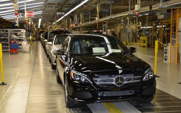 Украинское оборонное предприятия стало поставщиком комплектующих для Mercedes