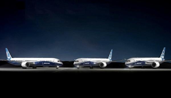 Samsung поможет Boeing сделать самолеты более технологичными