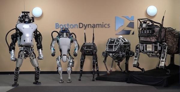 У производителя роботов Boston Dynamics сменился владелец