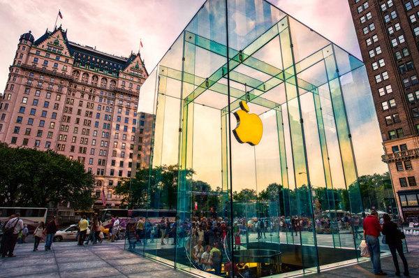Apple заняла только 20-е место в рейтинге компаний с лучшей репутацией