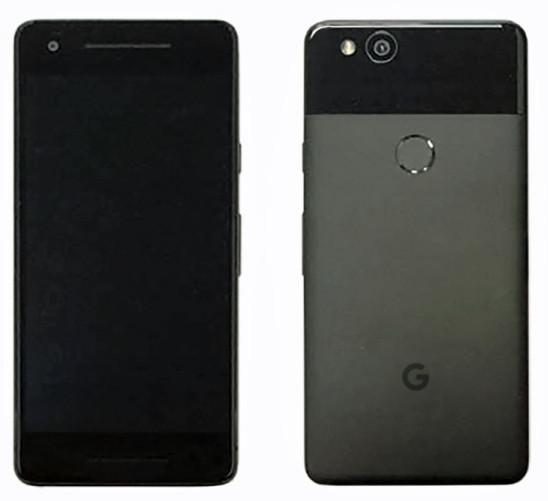 У Google Pixel 2 будут большие рамки вокруг дисплея