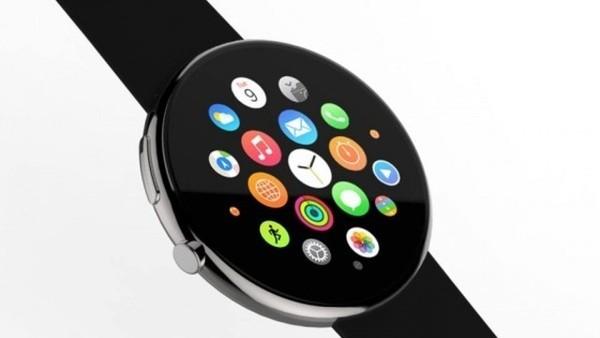 Apple работает над круглыми смарт-часами