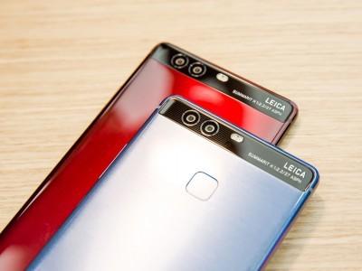 Huawei P9 и P9 Plus разошлись рекордным тиражом