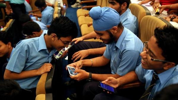 Google назвала жителей Индии наиболее заинтересованными в разработке мобильных приложений
