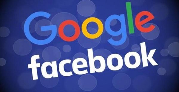 Facebook и Google контролируют 20% мирового рынка рекламы