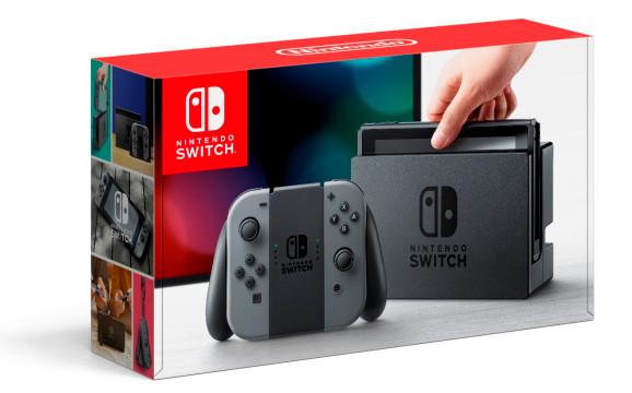 Nintendo продала уже почти 15 млн консолей Switch