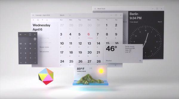 Microsoft показала обновленный дизайн Windows 10