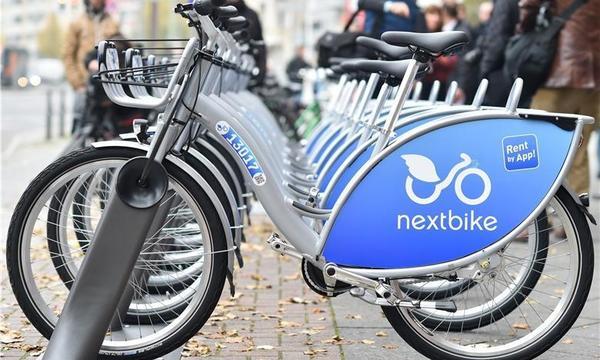 Nextbike помогает Виннице запустить городской сервис велопроката