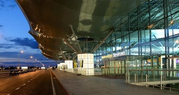 Главный сервер аэропорта «Борисполь» до сих пор не работает