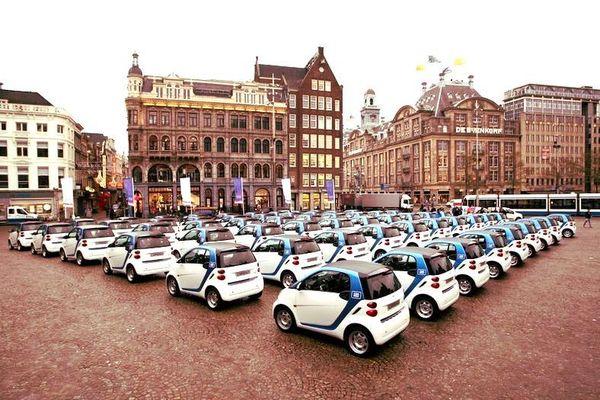 Нидерланды запретят бензиновые двигатели в 2030 году