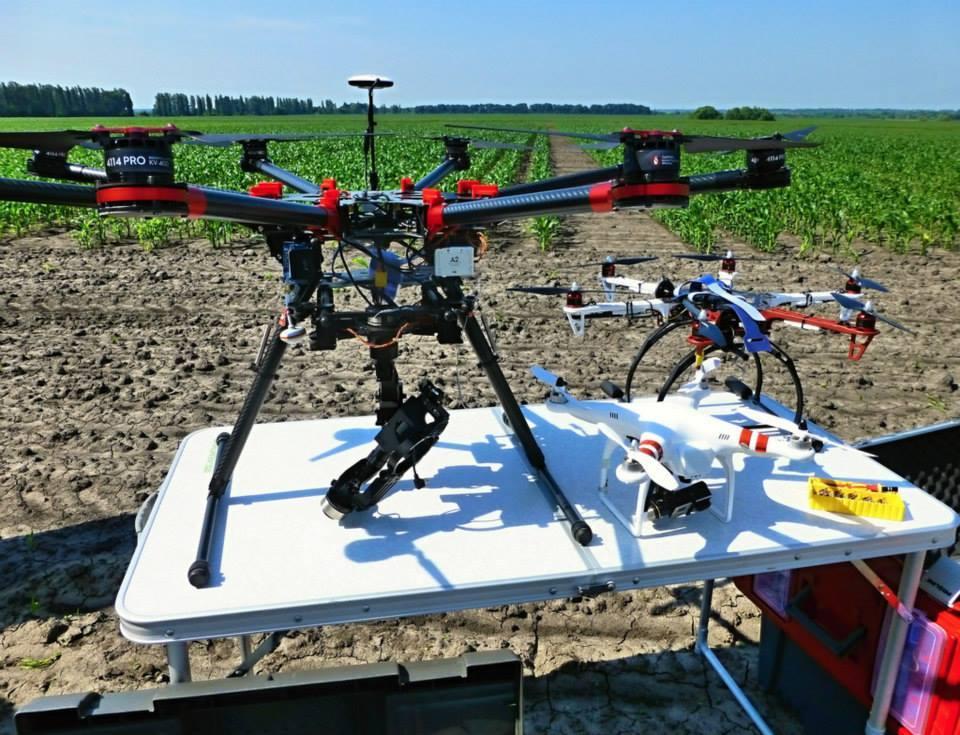 Украинский стартап Drone.UA победил в конкурсе предпринимателей Unlimit Ukraine