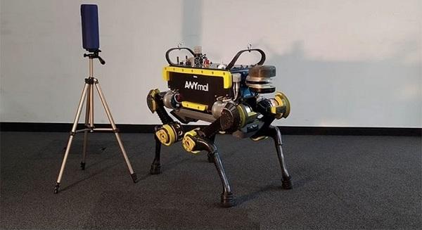 Швейцарские разработчики научили четвероногого робота танцевать (Видео)