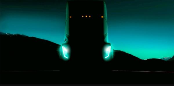 Илон Маск приоткрыл завесу тайны над грузовиком Tesla