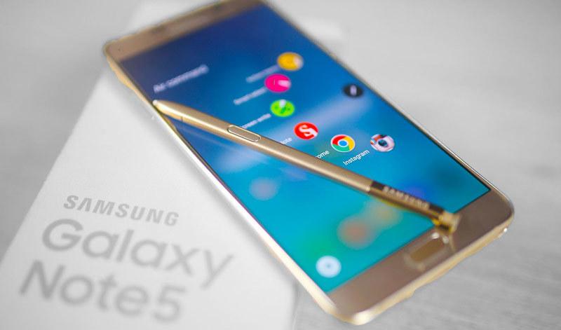 Туристам, приехавшим в Южную Корею, будет предлагаться бесплатный смартфон Samsung Galaxy Note 5