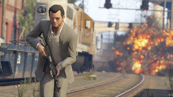Голливуд займется съемкой фильма по GTA?