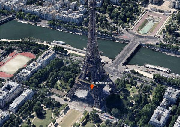 Google обновил сервис Google Earth