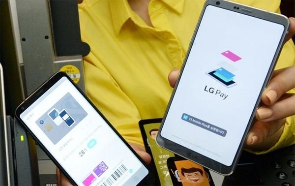 LG запустила собственный платёжный сервис