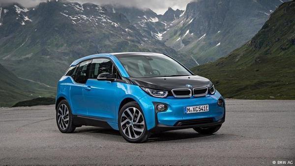 BMW поднялся на третью строчку среди крупнейших производителей «зеленых» автомобилей