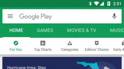 Google снова переработает интерфейс магазина приложений