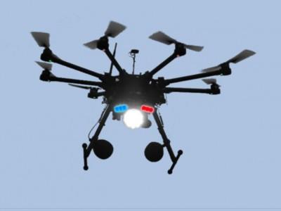 Американцы разработали автономный дрон для охраны