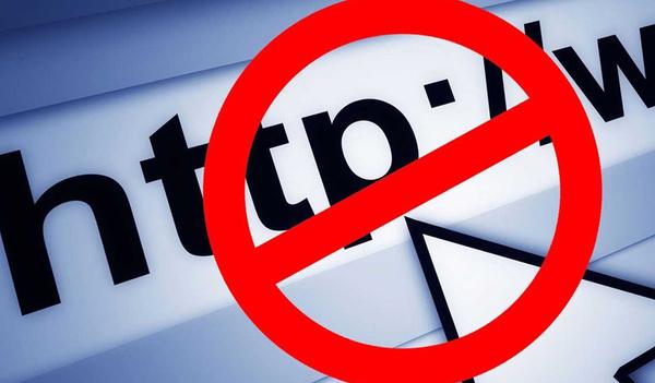 Рада отказалась рассматривать законопроект о блокировке сайтов без суда