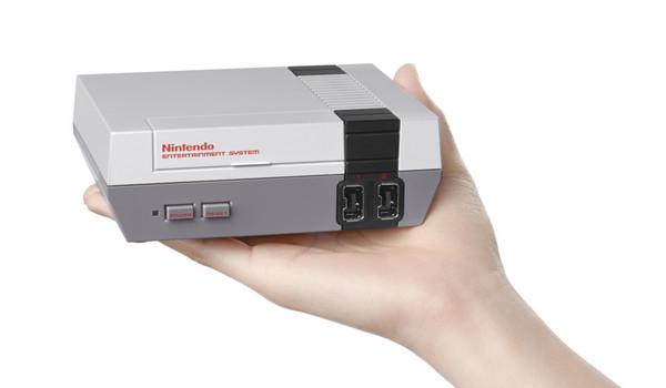 Ретро-консоль Nintendo обогнала по продажам Xbox One и PlayStation 4