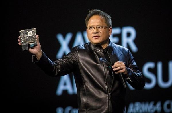 NVIDIA представила суперкомпьютер для самоуправляемых автомобилей