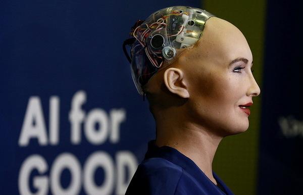 Впервые в истории робот получил гражданство