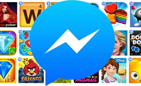 Facebook запустит игровую платформу на базе Messenger