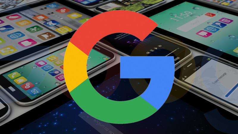 Популярность мобильного приложения Google Search растет быстрее, чем у лидирующего Facebook