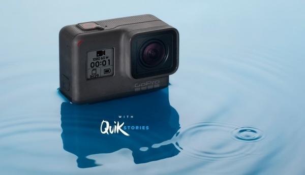 GoPro представила экшен-камеру HERO стоимостью $200
