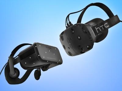 На HTC Vive можно будет запускать приложения для Oculus Rift