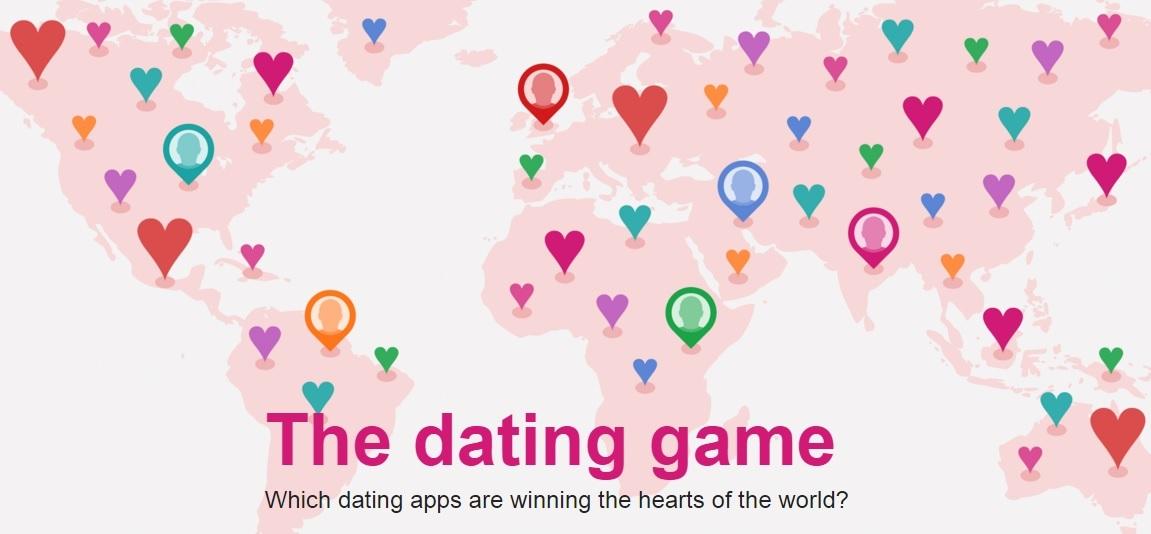 Badoo возглавил рейтинг самых скачиваемых сервисов знакомств