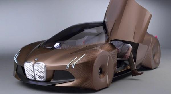 Электромобиль BMW iNext получит 700 км запаса хода и цену уровня Tesla Model 3