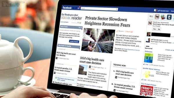 Крупнейшие телеканалы США будут создавать передачи специально для Facebook