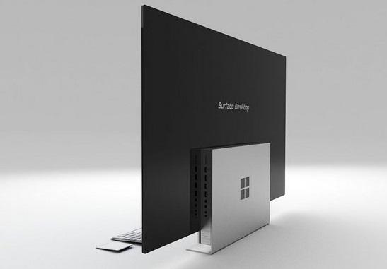 Microsoft представит свой первый компьютер-моноблок в октябре