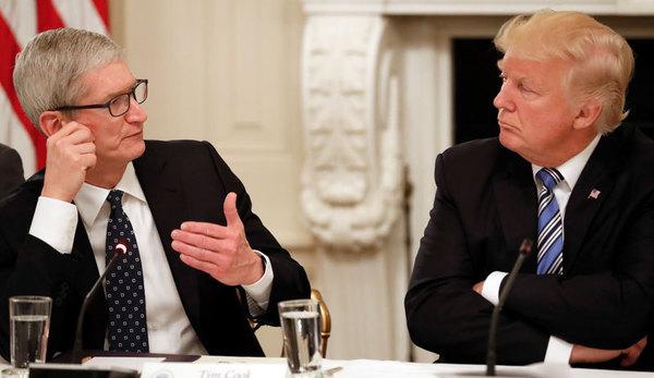 США вмешались в разбирательство о выплате Ирландии €13 млрд налогового штрафа Apple