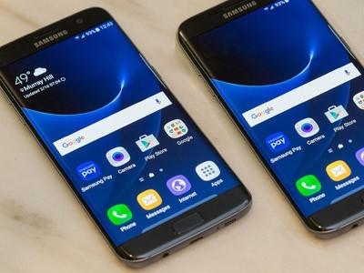 Производительность Samsung Galaxy S7 одинакова в версиях с процессором Qulacomm и Exynos