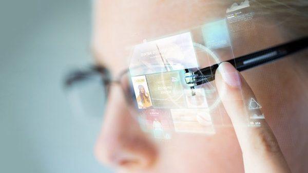 Apple получила очередной патент на очки дополненной реальности