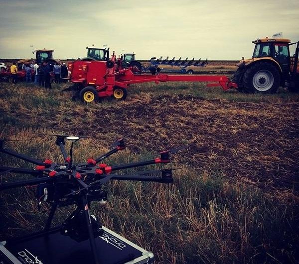 Украинский «воздушный» стартап запустил систему мониторинга угодий для фермеров