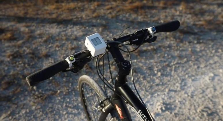 23 - Разработан умный парус для велосипедов